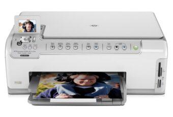 درایور پرینتر HP Photosmart C6283